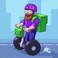 Delivery Corp: idle merge game