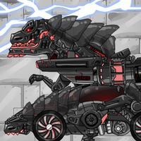 Combine! Dino Robot - Terminator T-Rex