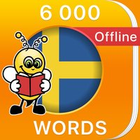 6000 Words - Learn Swedish Language & Vocabulary