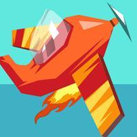 Aircraft War - gravity and shooting game