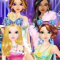 Princess Prom Fashion Dress Up