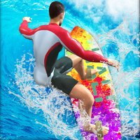 Extreme Water Surfing Game