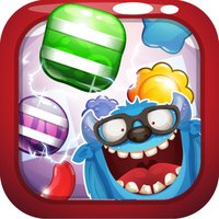 Candy Balloon Protector - The Candy Balloon Operation Match Quest Puzzle