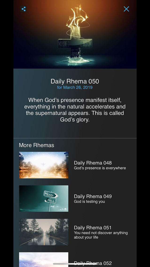 Experience Jesus App for iPhone - Free Download Experience