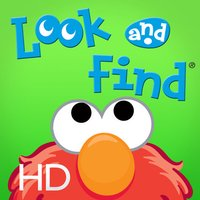 Look and Find® Elmo on Sesame Street for iPad