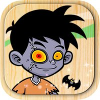 Paint and color zombies - Zombs coloring book for boys and girls