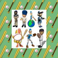 Baseball Animations