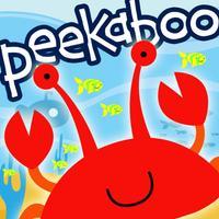 Peekaboo Ocean - Who's Hiding Under the Sea? - Animal Names & Sounds for Kids
