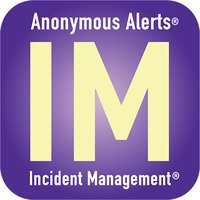 Anonymous Alerts Incident Mgmt