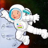 A Find the Shadow Game for Children: Learn and Play with in an Outer Space