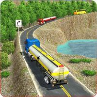 Oil Tanker Truck Offroad Fuel Transporter