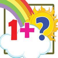 Addition kids - easy math problems solver