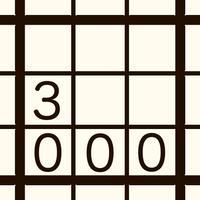 Sudoku3000-numprepuzzle-