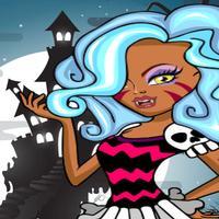 Monster Girl High Princess Cute Dress Up Free Game