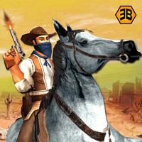 Cowboy Revenge-Wild Horse Guns