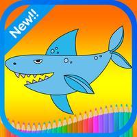 Coloring Sea Animals
