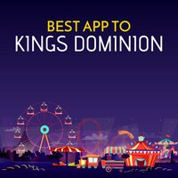 Best App to Kings Dominion