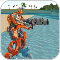 Battle Aghast Robot: Sea War
