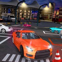Drive & Park Sports Car