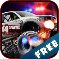 4x4 Gangster Crime Police Smash Wars - Monster Truck Mafia Games FREE