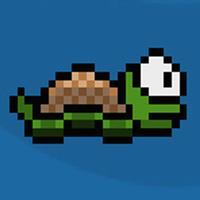 Turtle Swim: Insane Flapping