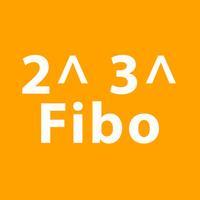 Join numbers : 2^, 3^, Fibonaci