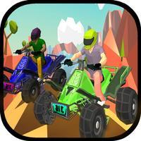 Snazzy ATV Racing