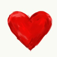 Heart Design Stickers