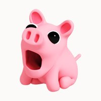 Cute Rosa Pig Animated Stickers