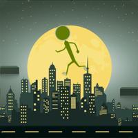 Stickman: Tap and Jump