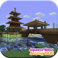 Japanese House Ideas Wallpapers for Minecraft