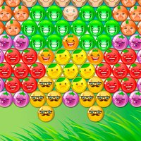 Vege Farm - Bubble Shooter