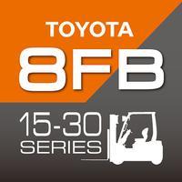 TOYOTA 8FB Series