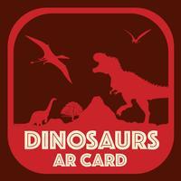 Dinosaurs AR Card