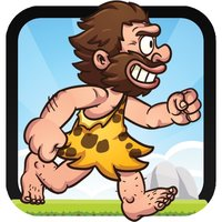 Caveman - Run , Crouch , Jump , Swing by John Oirdo
