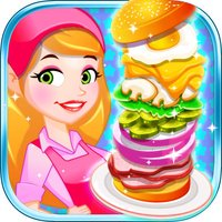 Burger Tower - Build & Match & Cooking Games
