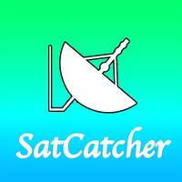 SatCatcher parábola Alineación
