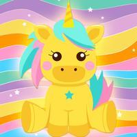 Little Pegasus Coloring Book