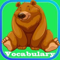Animal words Vocabulary Education