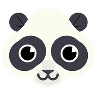 Cute Panda Emoji Stickers