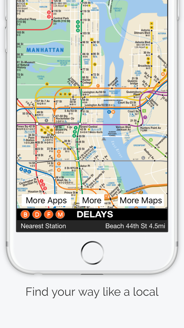 New York Subway Map Mobile.New York City Subway Map App For Iphone Free Download New York