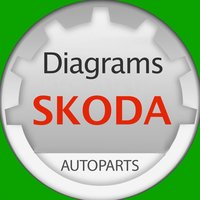 Skoda parts and diagrams