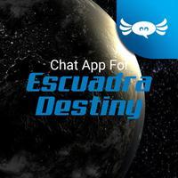 Chat App For Escuadra Destiny