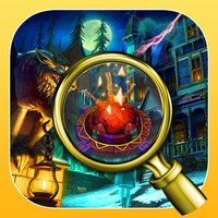 Ghost Castle Hidden Objects Game : Hidden Object Game in Dark,Horror and Mysterious Night