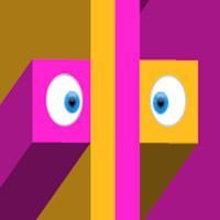Cube Racing Eyes