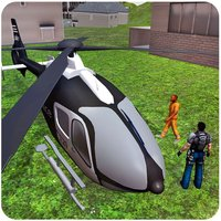 Police Plane Prison Transport - Military Aircraft
