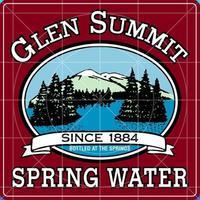 Glenn Summit Spring Water