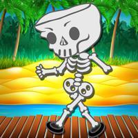 Caribbean Graveyard: Skeleton Legends