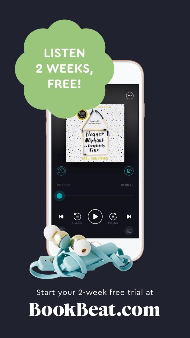 BookBeat - Audio Books App for iPhone - Free Download BookBeat