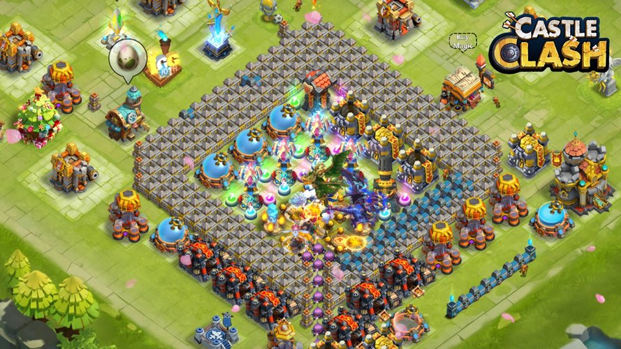 Castle Clash: War Empire App for iPhone - Free Download